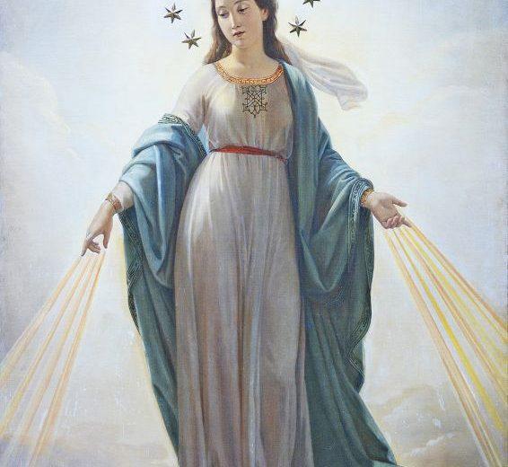 L'Apparizione della Madonna del Miracolo a Roma