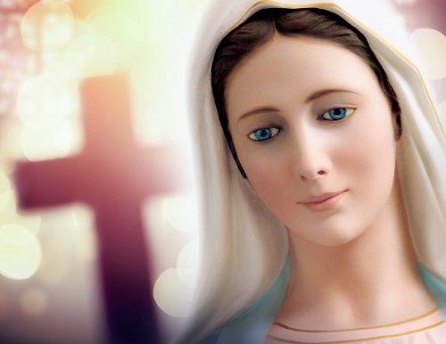 Identikit della Madonna, cosi' come appare a Medjugorje!