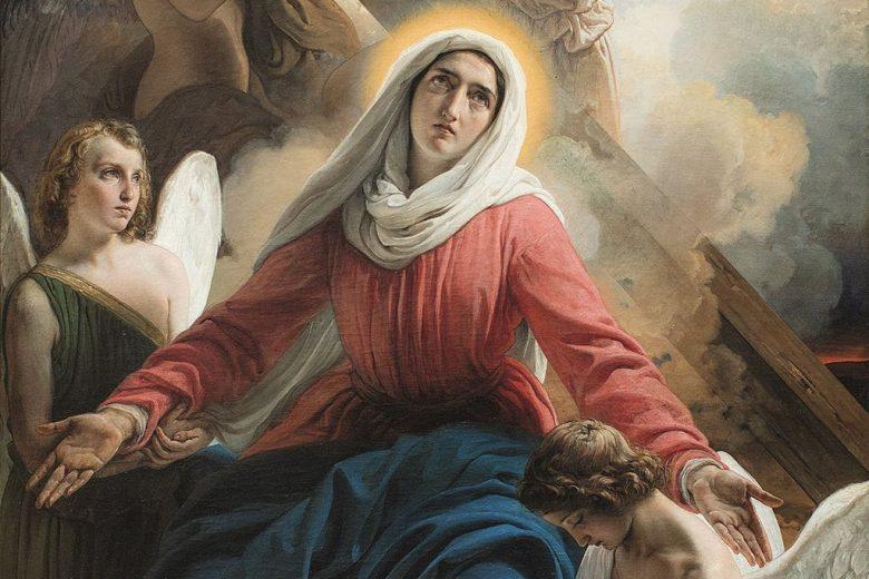 La Madonna rivela gli ultimi suoi anni di vita a Suor Maria di Agreda!